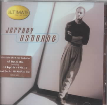 ULTIMATE COLLECTION BY OSBORNE,JEFFREY (CD)