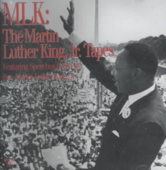 MARTIN LUTHER KING JR. TAPES BY KING,MARTIN LUTHER (CD)