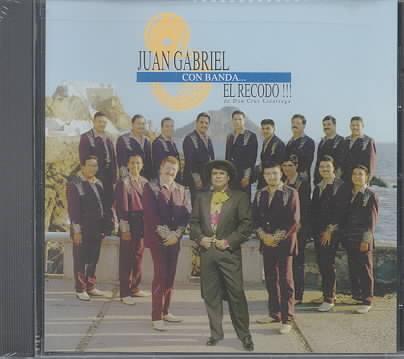 JUAN GABRIEL CON LA BANDA EL RECODO BY GABRIEL,JUAN (CD)